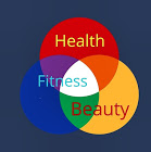 Health Fitness Beauty Logo