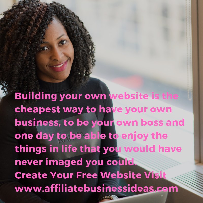 Start your online business with free training