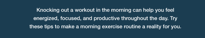 What Are The Health Benefits Of Exercise – The Health Benefits Of Daily Morning Exercise