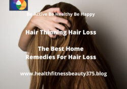 Hair Thinning Hair Loss - The best Home Remedies For Hair Loss